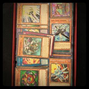 700+ Yu-Gi-Oh TCG Card Lot